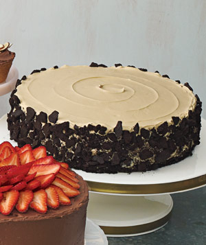 chocolate-cake-coffee-frosting-cookies