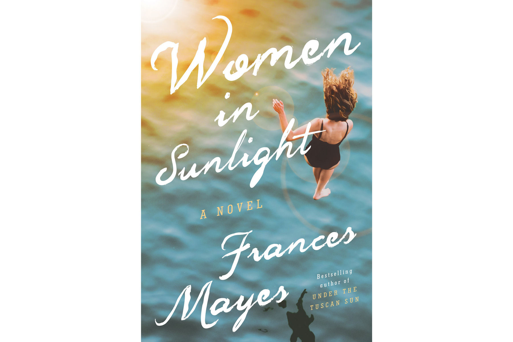33 mothers day gifts for book lovers real simple women in sunlight by frances mayes forumfinder Image collections