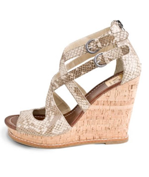 Dolce Vita Tyla Strappy Wedge Heel