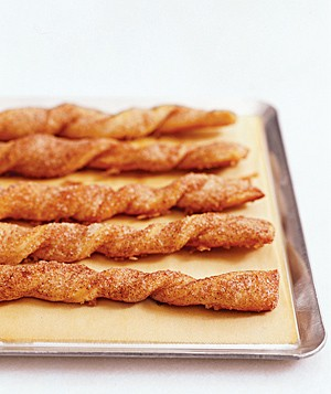Cinnamon Twists