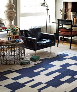 A Graphic Rug