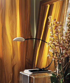 Scorpion Single Head table lamp