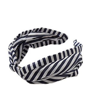 Emin & Paul Twirled Turban Headband