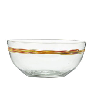 Crate and Barrel Granada Serving Bowl