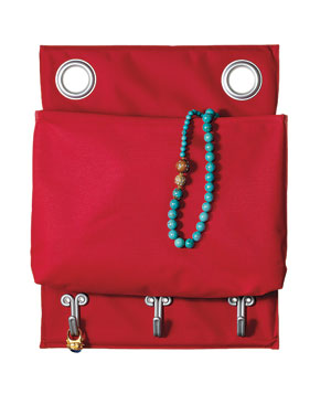 Big Eye single pocket accesory organizer