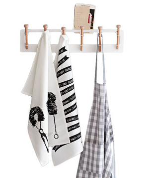 7 Decorative Wall Hooks Real Simple