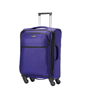 The Best Rolling Luggage - Real Simple