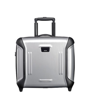 Vapor wheeled laptop case