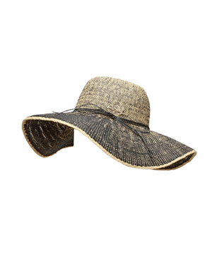 Roxy Women's Kinda Shady Straw Hat