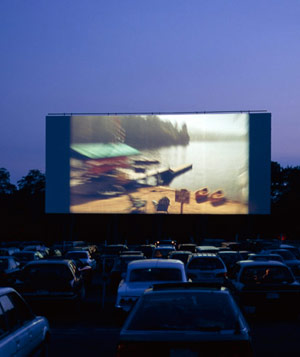 Oldest Drive-in Movie Theater: Shankweiler's Drive-in