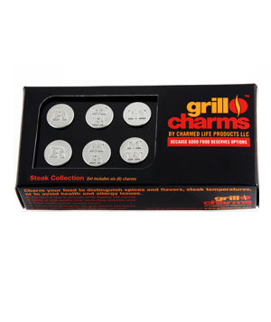 Grill Charms Steak Collection