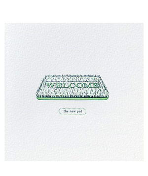 Elum Welcome Mat card