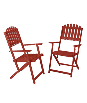 Adirondack Chairs for Summer