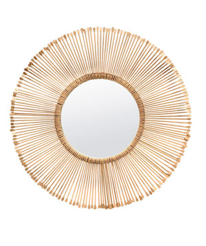 Dawn mirror by Made Goods