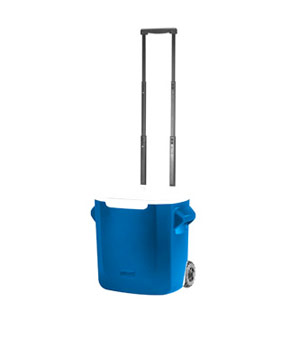 Coleman 16-Qt Personal Wheeled Cooler
