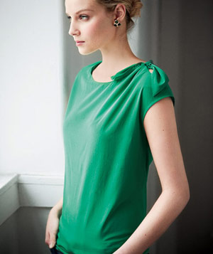 30c70fb9a76275 The Color of Summer  Green Clothing