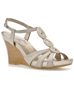 Sam & Libby Introduced Wedge Sandal