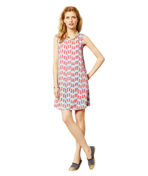 Dusen Dusen Tally Swing Dress