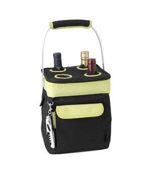 Uncommon Goods Wine Cooler Carrier