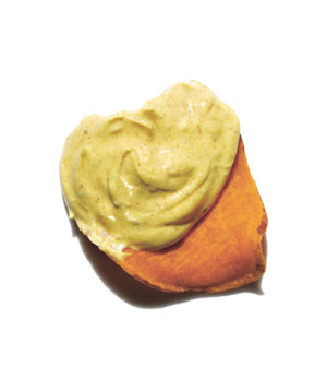 Curried Yogurt Dip
