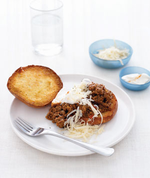 Not-So-Sloppy Joes