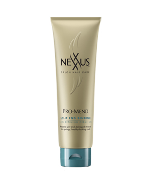 Nexxus Pro Mend Split End Binding Curl Defining Crème Gel