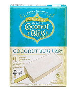 Luna & Larry's Organic Naked Coconut Bliss Bars