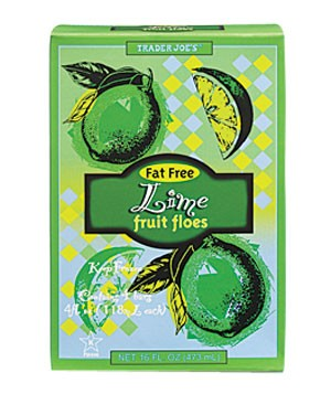 Trader Joe's Fruit Floes