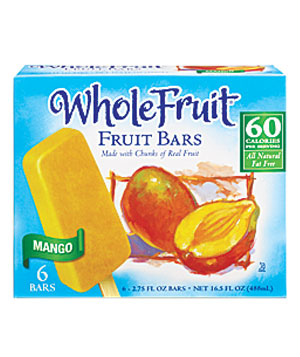 Whole Fruit Fruit Bars