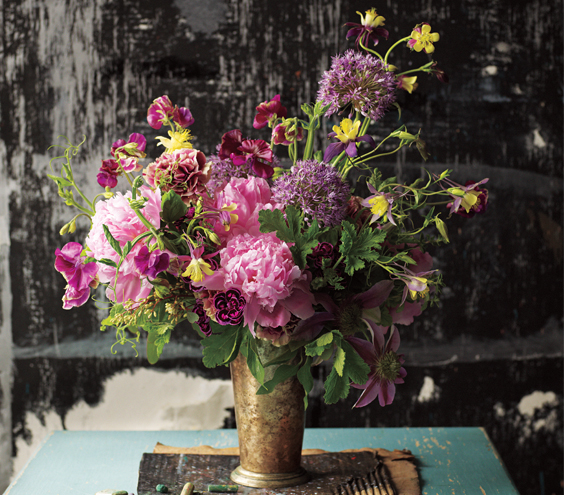 Mixed bouquet - Landscape