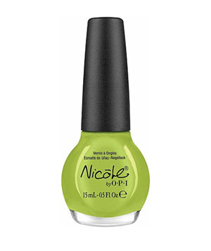 Nicole by Opi in Daffy Dill