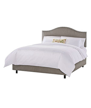 North Avenue upholstered bed