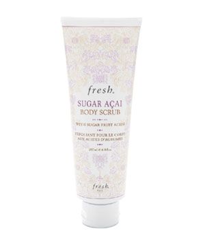 Fresh Sugar Açai Body Scrub