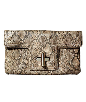 Christian Siriano for Payless Faux-Leather Clutch