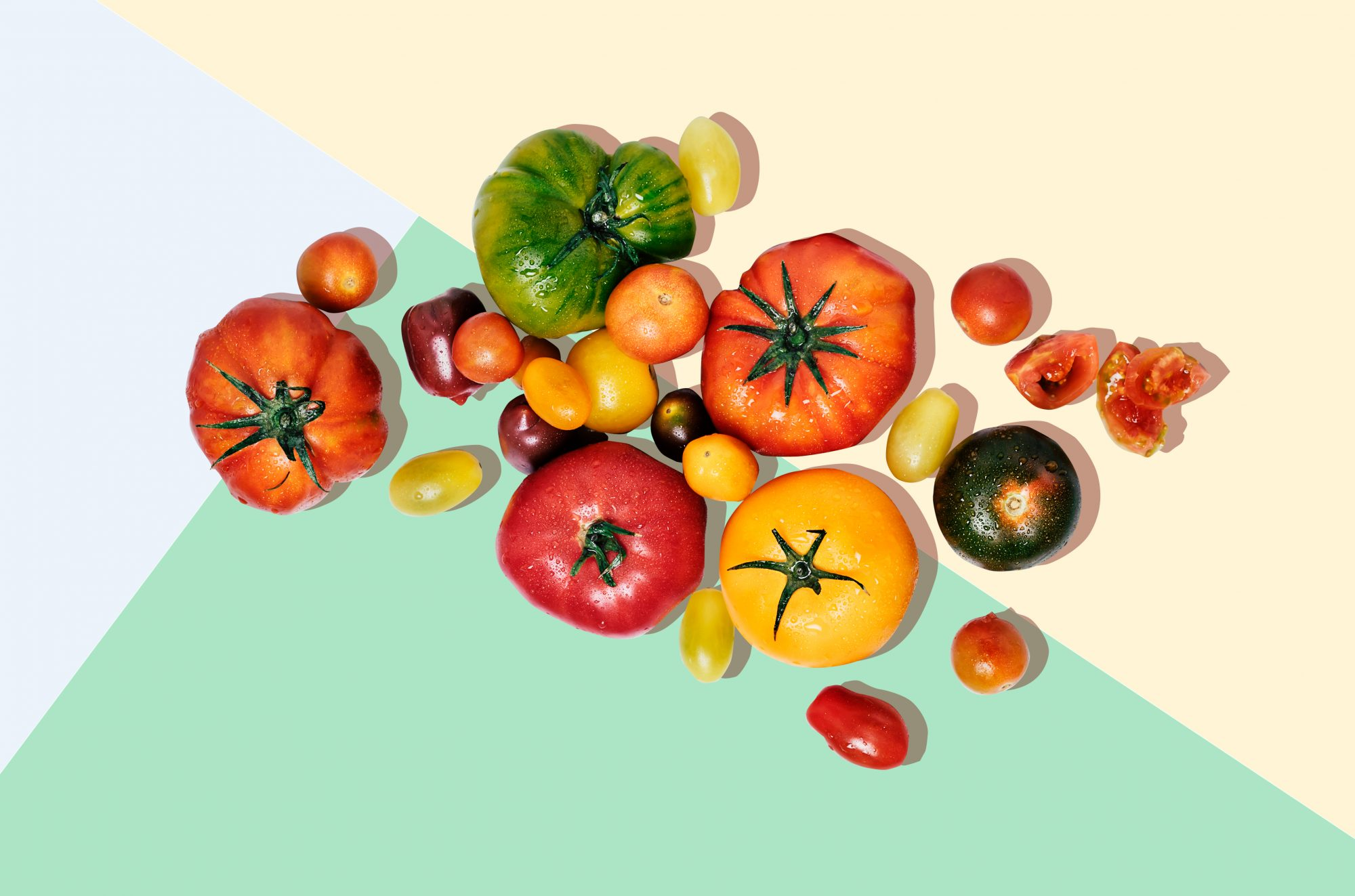 Types of Tomatoes: 15 Fresh Ways to Use Tomatoes