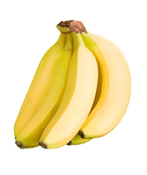 Bananas (about $0.45 each)