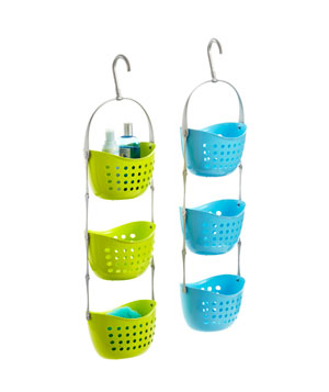 3-Basket Shower Caddy