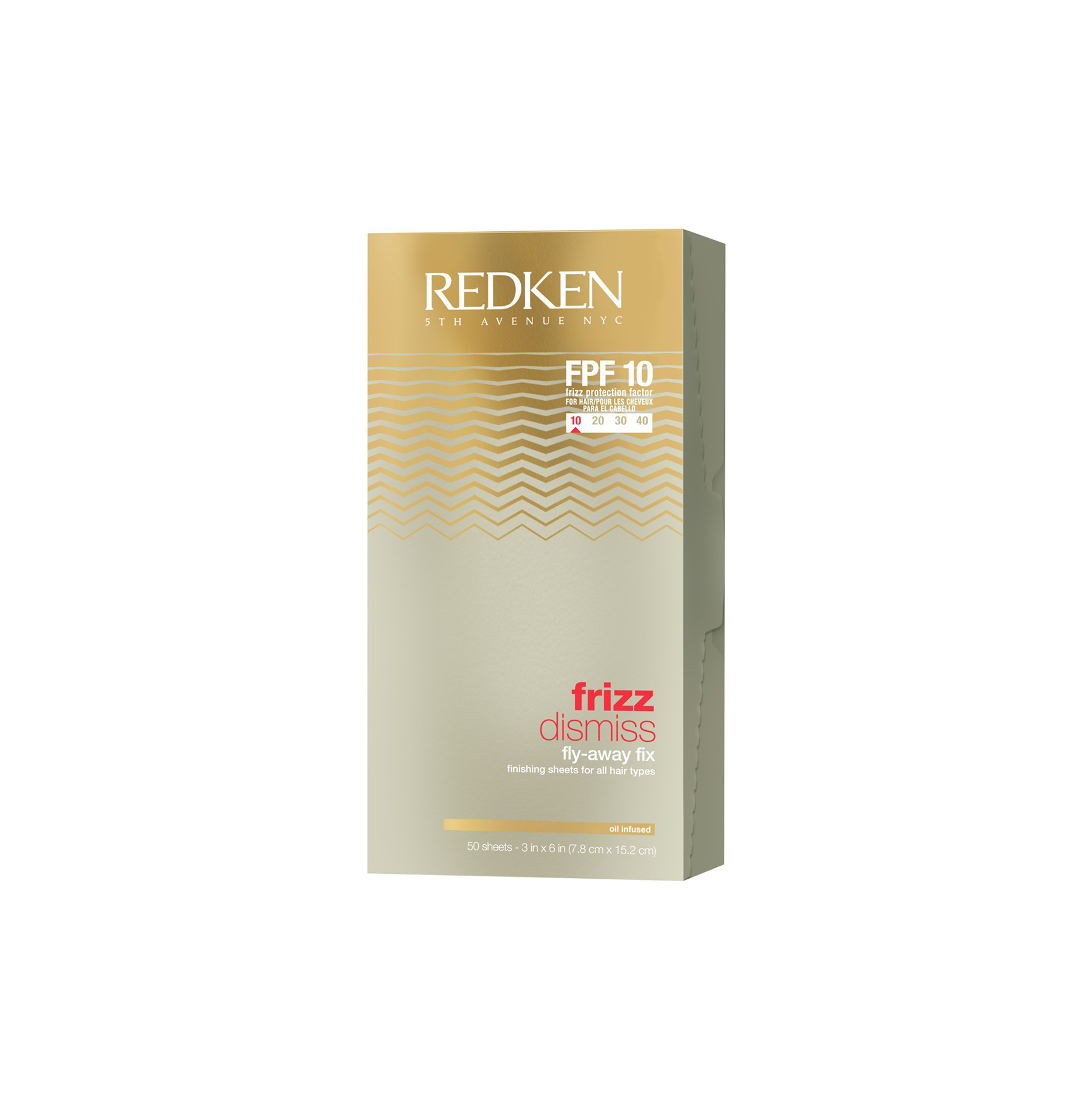 Redken Frizz Dismiss FPF 10 Fly-Away Fix