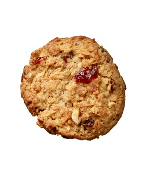 Kashi TLC Happy Trail Mix Soft-Baked Cookie
