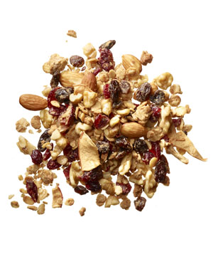 Bear Naked Peak Energy Cranberry Almond Trail Mix (¼ cup)
