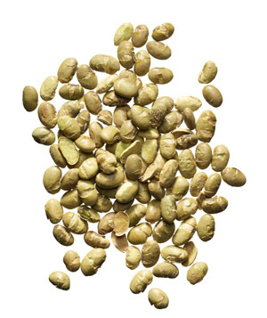 Seapoint Farms Dry Roasted Wasabi Edamame (¼ cup)