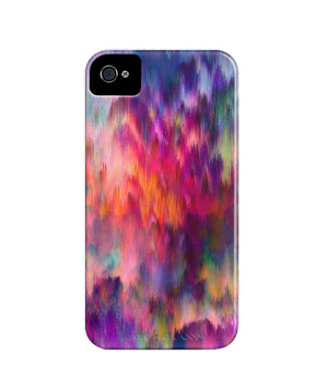 """Sunset Storm"" iPhone Case by Amy Sia for Society 6"