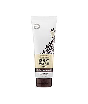 Lavanila The Healthy Body Wash 2-in-1 Shower and Shave