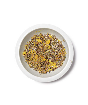 Lemon, Thyme, and Pepper Rub