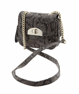 Banana Republic Madison Exotic Cross-Body