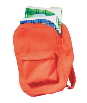 Backpack Folders