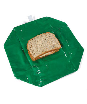 Warp-N-Mat Reusable Sandwich Wrap