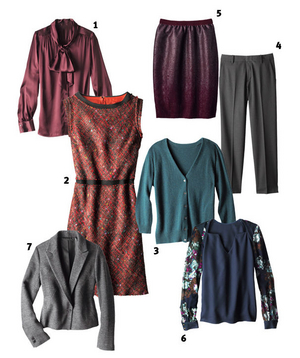 The Secrets of a Mix-and-Match Wardrobe