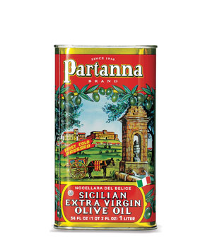 Partanna Sicilian Extra Virgin