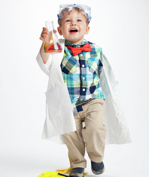 Mad Scientist. Mad Scientist Costume